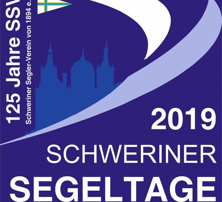 Schweriner Segeltage 2019